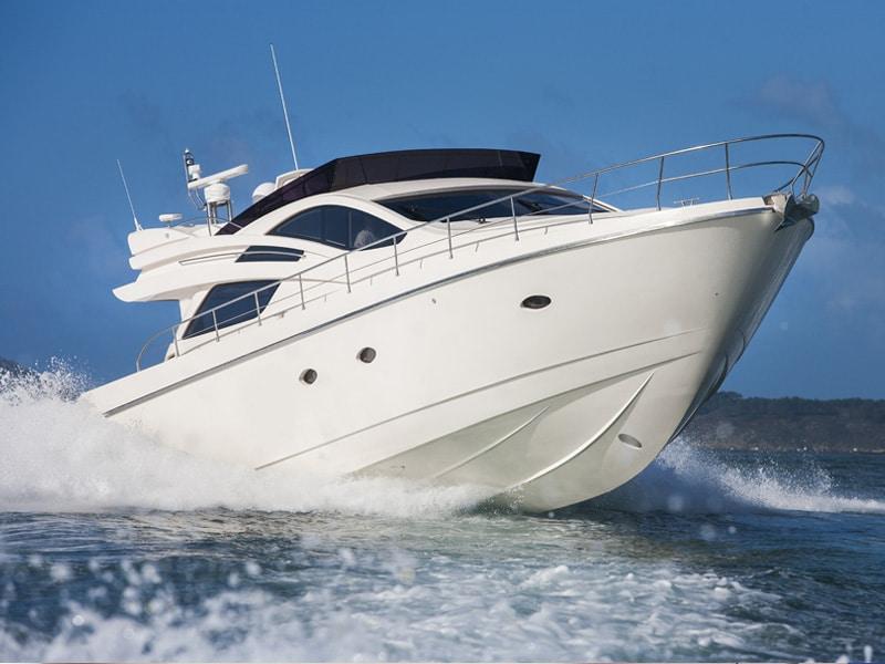 motor boats - Inco