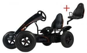 BERG Black Edition BFR - extra seat - Inco