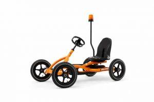 BERG Buddy Orange with light pole - Inco