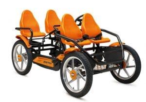 BERG GranTour F (4-seater) - Inco