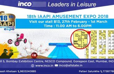 Invitation IAAPI Mumbai - Inco