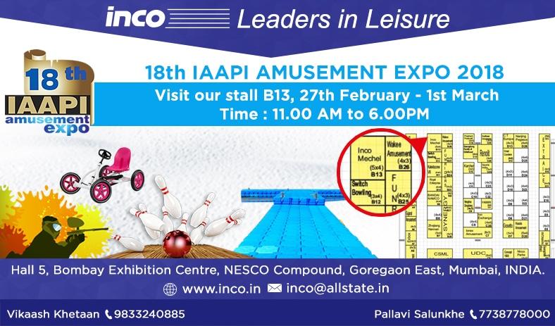 Inco Invitation IAAPI Mumbai