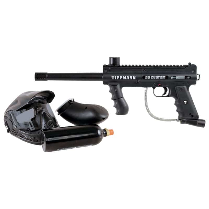 Custom 98 Paintball Kit - Inco