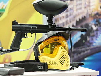 Paintball Equipment - Inco