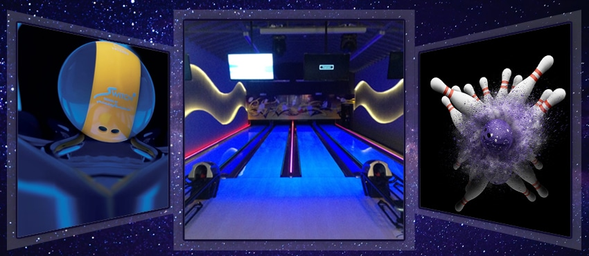 Bowling Alley Setup and Equipments - Inco