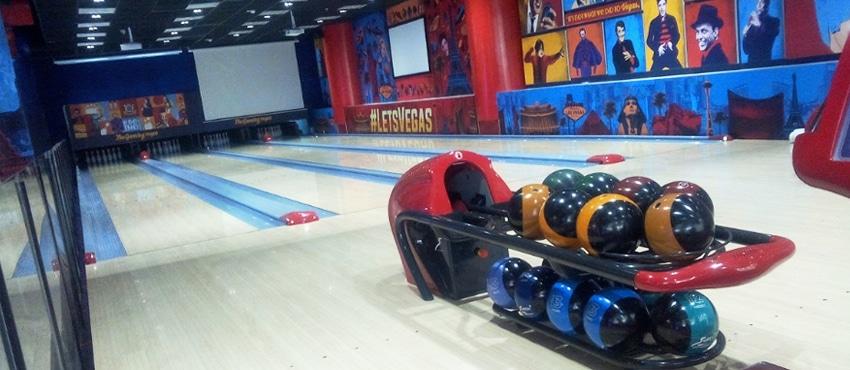 Vegas Bowling Lane - Inco
