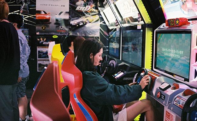 Arcade Car Racing