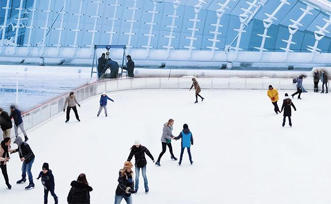 FRC Snow Room - Inco