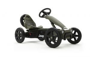 Jeep Adventure pedal go kart right side-2 -Inco