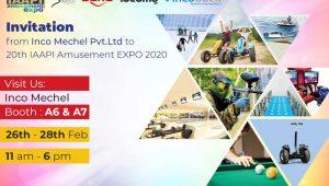 Inco IAAPI Invitation 2020