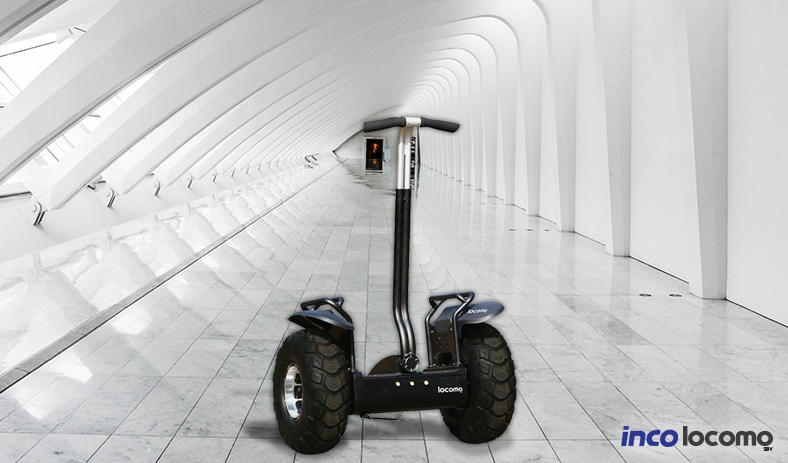 Self-balancing electric scooters: Inco