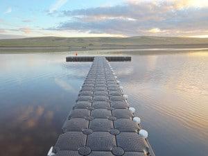 Floating Pontoon Green Calderdale - Inco