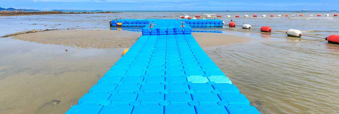 Floating Jetty - Inco