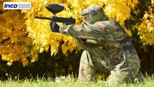 HOW TO GET GOOD AT PAINTBALLING: BEGINNER'S GUIDE